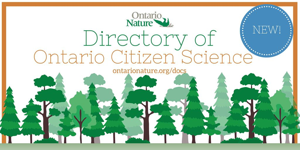 Directory of Ontario Citizen Science