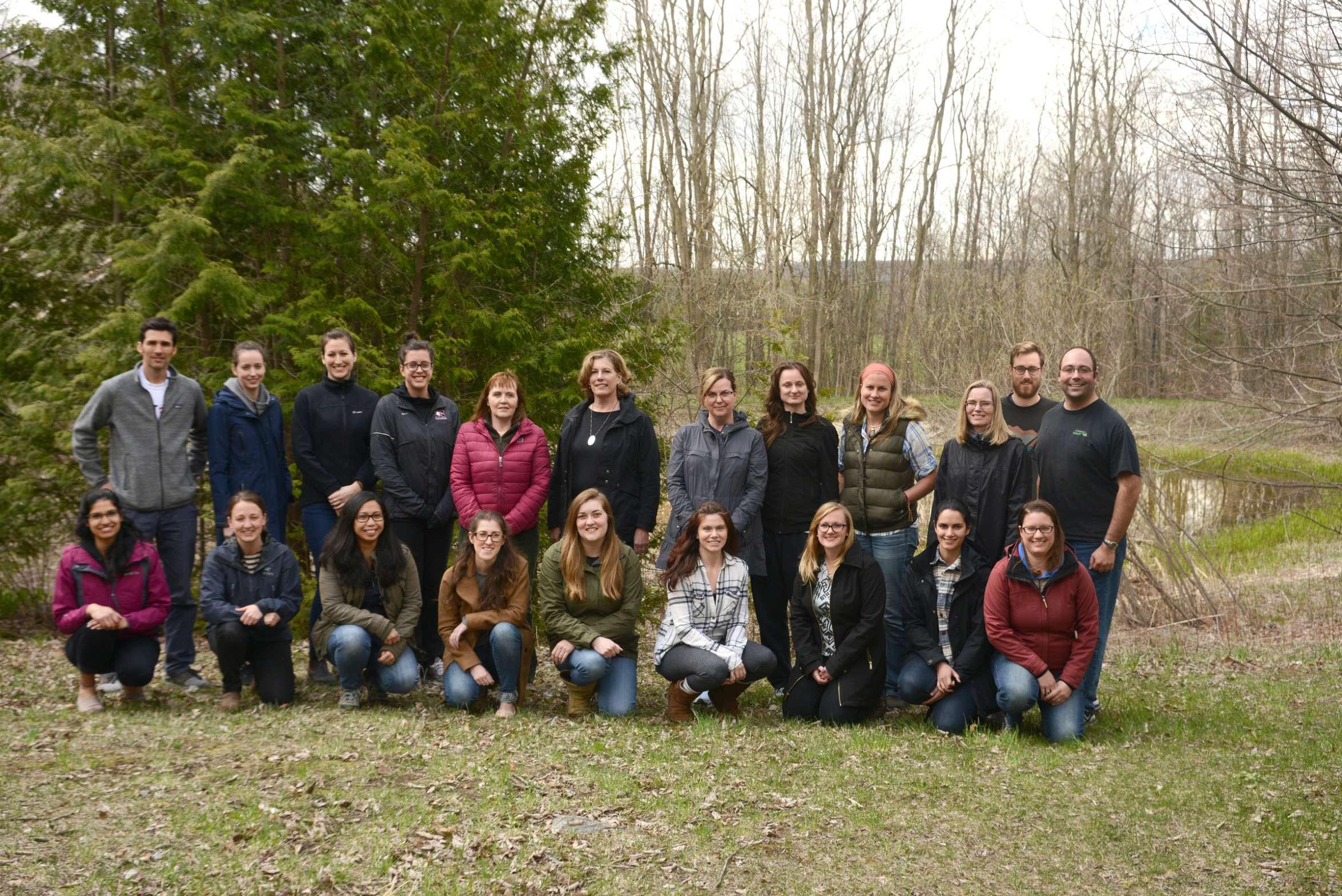 Ontario Nature Staff Conversation Organization In Ontario