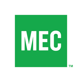 MEC, Mountain Equipment Co-op logo