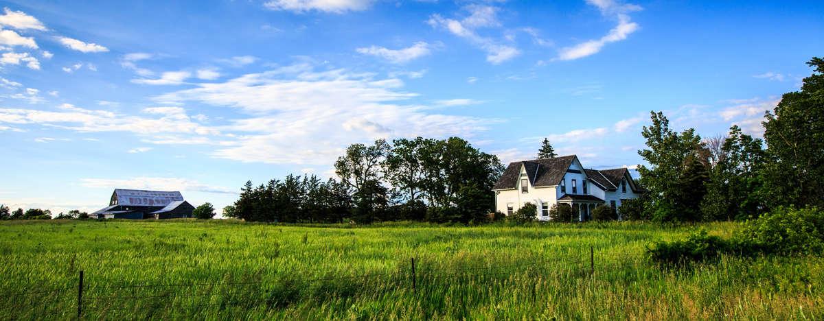 farm, prince edward county