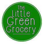 The Little Green Grocery logo