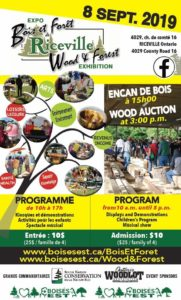 Riceville Wood and Forest Exhibition