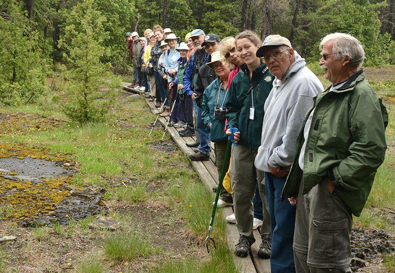 Bruce Alvar Nature Reserve field trip