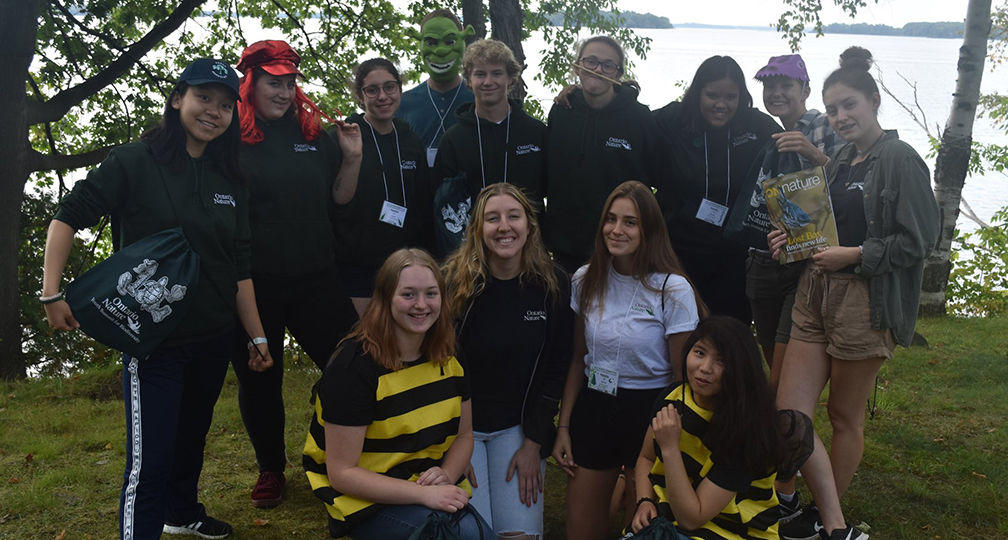 Ontario Nature Youth Council 2019 Youth Summit