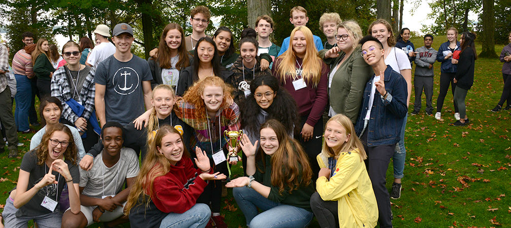 The 2019 Youth Summit brought together over 100 youth from communities across Ontario
