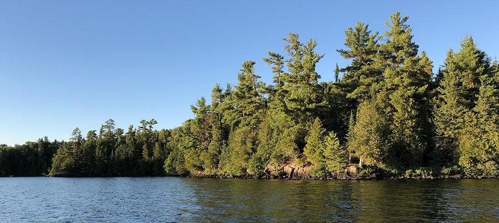 Farabout Peninsula, Eagle Lake