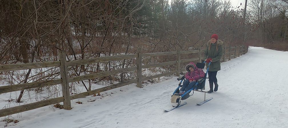 Family Day Hike on the Lower Don River Trail