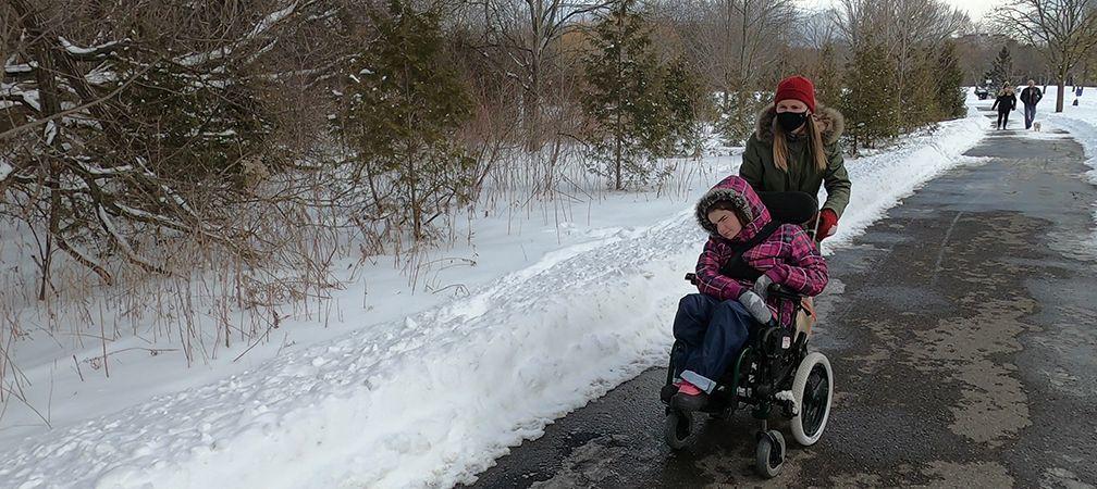 Family Walk in E.T. Seton Park