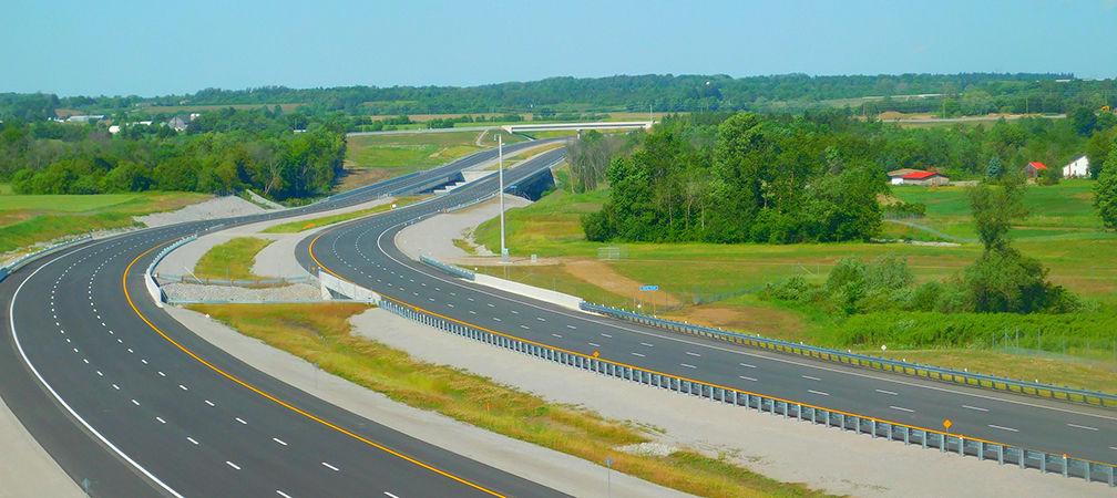 new Highway 407