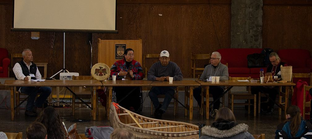 Indigenous Perspectives on Protected Areas Gathering, photo by Chris Craig